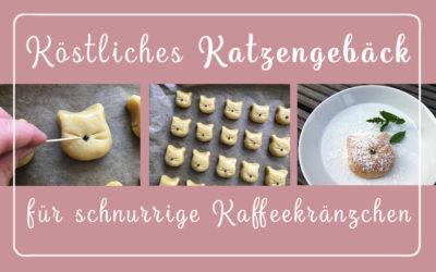 Rezept: Katzen-Kourabiédes