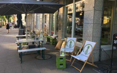 Café Katzentempel / Hamburg