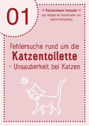 Katzenwissen-kompakt 01 - Katzentoilette