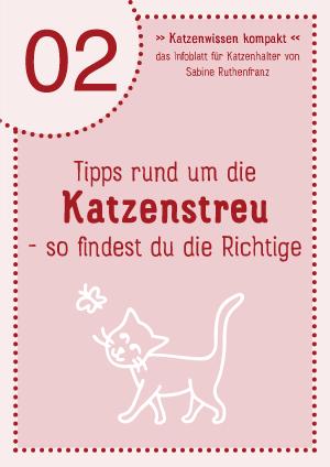 Katzenwissen-kompakt 02 - Katzenstreu