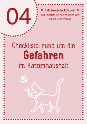 Katzenwissen-kompakt 04 - Gefahren