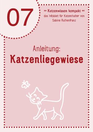 Katzenwissen-kompakt 07 - Katzenliegewiese