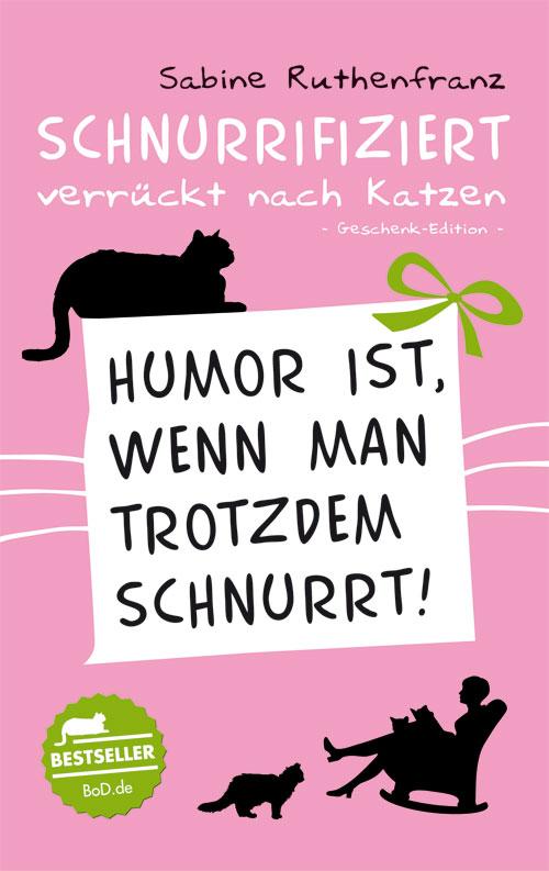 Schnurrdoodle Ausmalbuch für Katzenfreunde