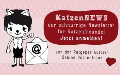 Unser Newsletter die KatzenNEWS